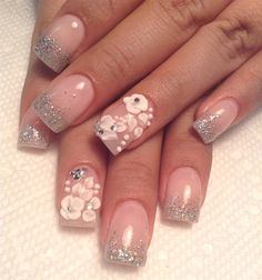 Day 181: Bride & Groom Nail Art - - NAILS Magazine