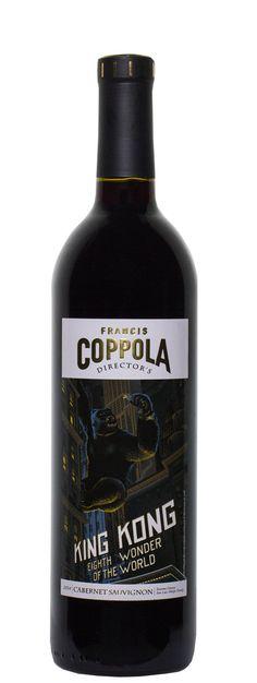 2014 Francis Coppola Cabernet Sauvignon Directors Great Movies - King Kong - Buy Wine Online   B-21 Wine, Liquor & Beer