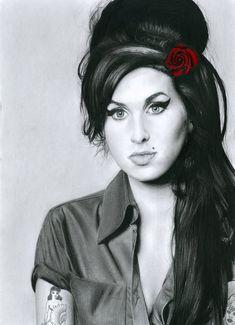 Amy Winehouse by VegemiteGangsta on DeviantArt