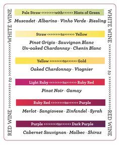 Wine Colors