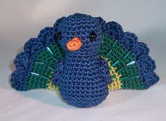Thanksgiving Turkey pattern by Hannah Kaminsky ~ free pattern