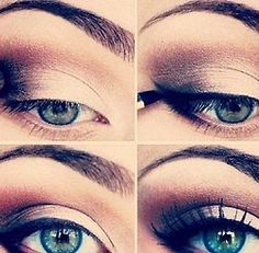 Make up Step by step. For more information about beauty click image.