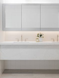 SJB's inspiration for IDA apartments was sourced through the rich and colourful history of the long forgotten building in Sydney's Potts Point. Bathroom Design Inspiration, Home Decor Inspiration, Modern Interior, Interior Design, Interior Ideas, Bathroom Partitions, Stone Bathroom, Bathroom Shower Curtains, Bathroom Laundry