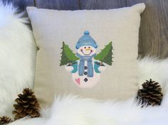 Embroidery Library - Christmas Cross Stitch Encore