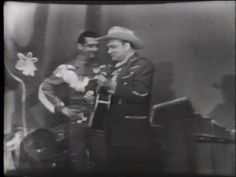 Tex Ritter - The Old Chisholm Trail
