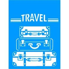 Stencil Travel 15x20 - OPA