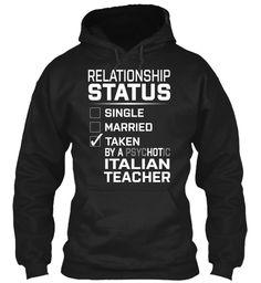 Italian Teacher - PsycHOTic #ItalianTeacher