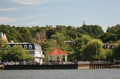 Hudson Valley River Town Revival- Cold Spring, New York Photograph by Alec Halstead