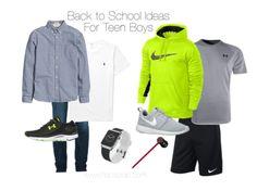 Back to School Fashion Ideas for Teen Boys