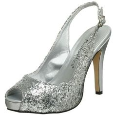 Amazon.com: Coloriffics Women's Gala Pump: Shoes maybe these for vickies wedding ;-)