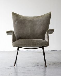 Lounge chair by Carlo Hauner and Martin Eisler, Brazil, 1960s