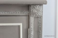 A Chalk Paint Review & The Clifton Armoire - Finding Silver Pennies