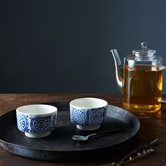 Tea Time for Two on Provisions by Food52
