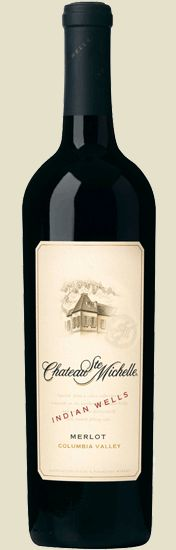 2009 Indian Wells Merlot | 90 Plus Washington Wines - Recommended by Lettie Teague of the WSJ, a wonderful surprise at $18, Merlot is back!