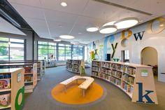 elementary library interior art에 대한 이미지 검색결과