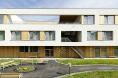 Nursing and Retirement Home / Dietger Wissounig Architekten ...