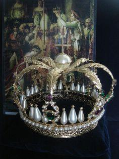 Corona dell'incoronazione di Giuseppina