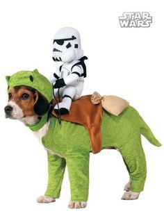 Star Wars Dewback Pet Costume