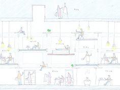 Hiroyuki Shinozaki, el arquitecto a cargo de esta casa nada convencional