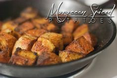 Based on Michelle Tam's Instant Pot Crispy Potatoes, these Moroccan Spiced Potatoes have a delicious flavor and and wonderful texture.
