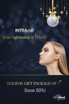 """There's a reason Institut' DERMed Spa was voted """"Best Place for NonSurgical Facial Rejuvenation"""" 2020. If you've ever wanted to try these high tech anti-gravity treatments they are on sale now for the holidays at Institut' DERMed Spa! Package Gift Cards available. Facial Rejuvenation, Anti Gravity, Spa Deals, Spa Services, Spa Gifts, Skin Tightening, Gift Packaging, Gift Cards, Holiday Gifts"""