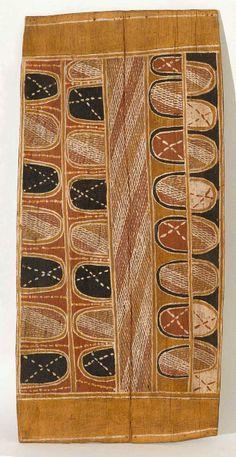 Aboriginal art, an image of oysters growing on rocks by Samuel Lipundja Aboriginal History, Aboriginal Painting, Aboriginal Culture, Aboriginal Artists, Painting Abstract, Popular Art, Arte Popular, Australian Aboriginals, Native Design