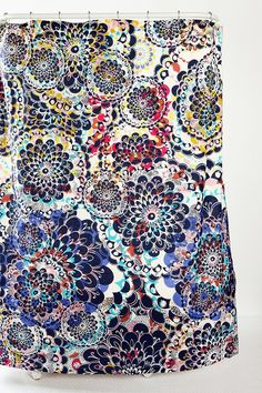 Kaleidoscope Shower Curtain - Urban Outfitters