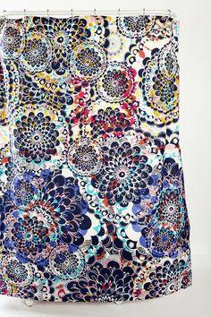 Kaleidoscope Shower Curtain - Urban Outfitters