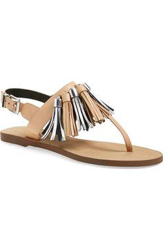 cfab6fd978a1 Rebecca Minkoff  Erin  Tassel Sandal (Women) Shoe Display