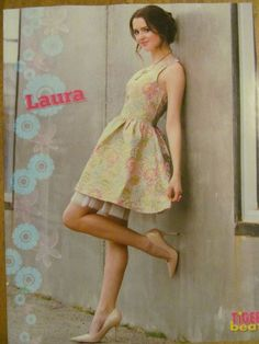 Laura Marano, Katy Perry, Double Full Page Pinup