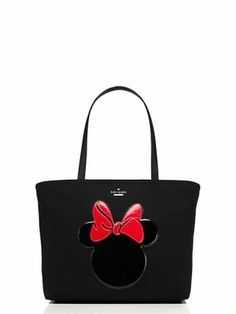 New Minnie Mouse Collection from Kate Spade!!!