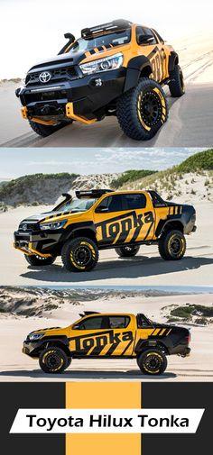 Gorgeous Toyota Hilux Tonka