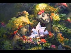 Kindred Spirits, Divine Feminine, Acrylics, Paintings, Oil, Color, Paint, Painting Art, Colour