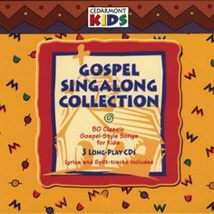 Cedarmont Kids - Gospel Singalong