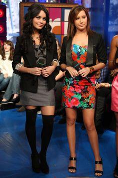Vanessa Hudgens Photo - MTVs TRL Presents The Cast Of High School Musical 3