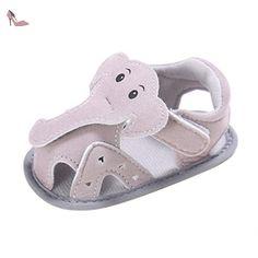 Chaussures de bébé,Transer ® Bébé 0-18 mois fille garçon doux semelle anti