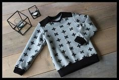 Sweater zonder de leather 100