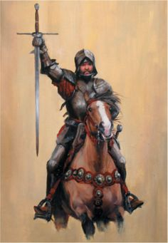 Knight Drawing, Maximilian I, Cisneros, Italian Renaissance, Batman, Wonder Woman, Superhero, Illustration, Samurai Art