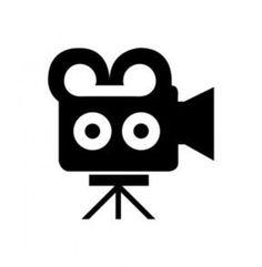 ヴィンテージシネマカメラ 無料アイコン