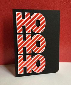 HO HO HO by lisaadd - Cards and Paper Crafts at Splitcoaststampers