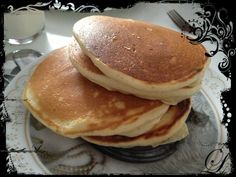 J'adoooooooooooooooore les pancakes, je me suis donc jeté sur cette recette ultra rapide et simple au Thermomix ! La bonne idée fut de les...