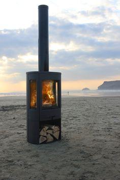 Contura 850 woodburner