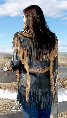 Image detail for -Womens Western Wear » Leather Jackets and Vests » Adventure 02 ...