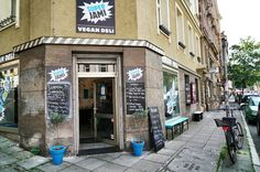 #Vegan paradise at Super Jami in #Stuttgart!