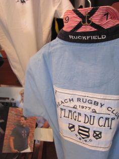 POLO collezione FRENCH RUGBY CLUB ruckfield novità