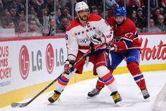 4.2.15 Caps vs Habs - Ovie and Chucky - Photo by Francois Lacasse/NHLI via Getty Images
