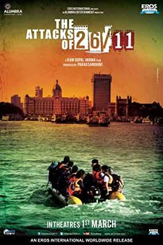 The Attacks of 26/11 (2013) Mumbai City, In Mumbai, Movies To Watch, Good Movies, Attack Movie, Hd Movies Download, Actor Studio, Film Review, Prime Video
