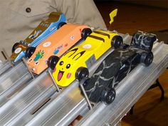 In pinewood derbies across the country, Cub Scouts are racing Pikachu, Turtwig a… In Pinienwald-Derbys im ganzen Land fahren Cub Scouts Pikachu-, Turtwig- und Charizard-Autos, [. Scout Mom, Boy Scouts, Awana Grand Prix Car Ideas, Visiting Teaching Conference, Minecraft Car, Boys Life Magazine, Racing Car Design, Pokemon Universe, Pikachu