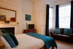 Self catering suite with the option of B&B