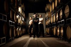 The crew at Pilliteri Winery. Summer of 2014